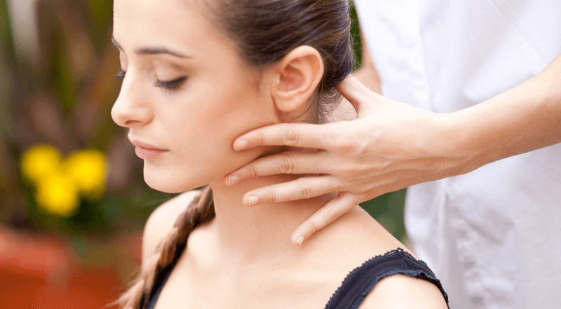 Atlantooccipitalna masaža